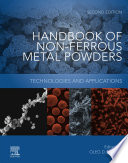 Handbook of Non-Ferrous Metal Powders