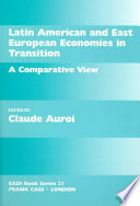 Latin American And East European Economies In Transition Book PDF