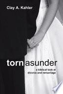 Torn Asunder Book
