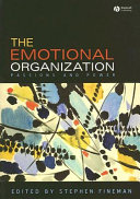 The Emotional Organization Book