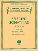 Selected Sonatinas for the Piano
