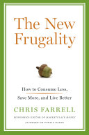 Pdf The New Frugality