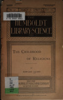 Humboldt library of science  no  47  1883