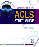ACLS Study Guide   E Book Book