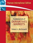 Cover of Fundamentals of Derivatives Markets