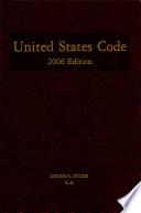 United States Code 2006 V 36