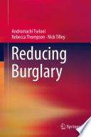 Reducing Burglary Book
