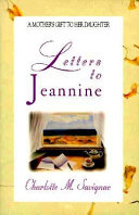 Letters to Jeannine