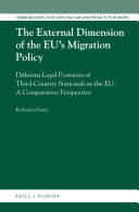 The External Dimension of the EU's Migration Policy