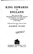King Edwards Of England Book PDF