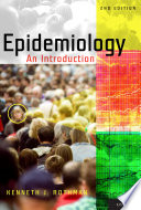 """""""Epidemiology: An Introduction"""" by Kenneth J. Rothman"""