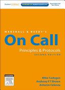 Marshall   Ruedy s On Call  Principles   Protocols