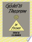 G  del s Theorem in Focus Book