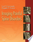 Imaging Painful Spine Disorders E Book Book
