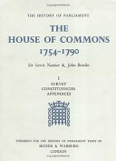 The House of Commons  1754 1790