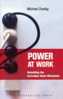 Power at Work Pdf/ePub eBook