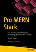 Pdf Pro MERN Stack Telecharger