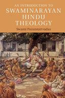 An Introduction to Swaminarayan Hindu Theology