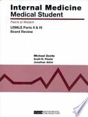 Internal Medicine Medical Student