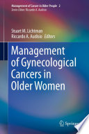 Management Of Gynecological Cancers In Older Women