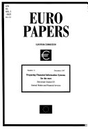 Preparing Financial Information Systems for the Euro