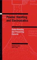 Powder Handling and Electrostatics