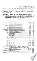Tractor  Crawler Type Book PDF