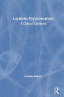 Lacanian Psychoanalysis Book
