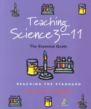 Teaching Science 3-11