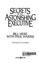Secrets of the Astonishing Executive
