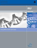 Using DNA to Solve Cold Cases
