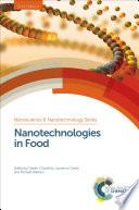 Nanotechnologies in Food Book