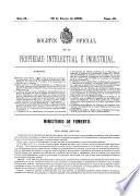 Boletin Oficial De La Propiedad Intelectual E Industrial 16 01 1889