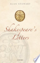 Shakespeare s Letters