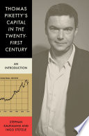 Thomas Piketty s Capital in the Twenty First Century