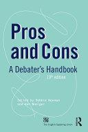 Pros and Cons Pdf/ePub eBook
