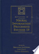 Advances In Neural Information Processing Systems 19 Book PDF