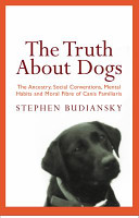 The Truth about Dogs Book