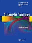 Cosmetic Surgery [Pdf/ePub] eBook