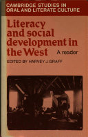 Literacy and Social Development in the West