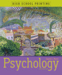 Psychology  High School Printing