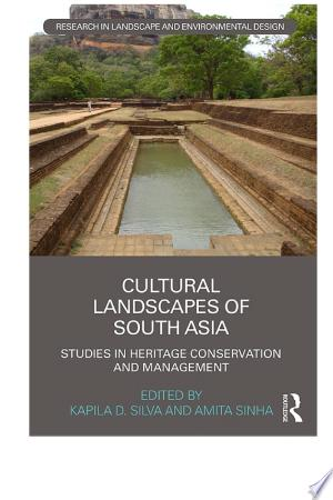 Free Download Cultural Landscapes of South Asia PDF - Writers Club