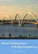 Recent Developments In Bridge Engineering Pdf/ePub eBook