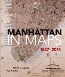 Manhattan in Maps 1527 2014