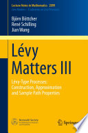 L Vy Matters Iii