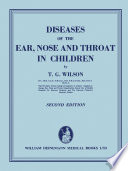 Diseases of the Ear  Nose  and Throat in Children