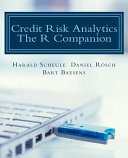 Credit Risk Analytics Book