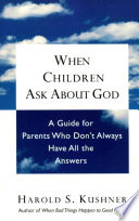 When Children Ask about God