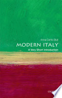 Modern Italy  A Very Short Introduction