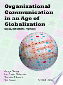 Organizational Communication in an Age of Globalization Book PDF